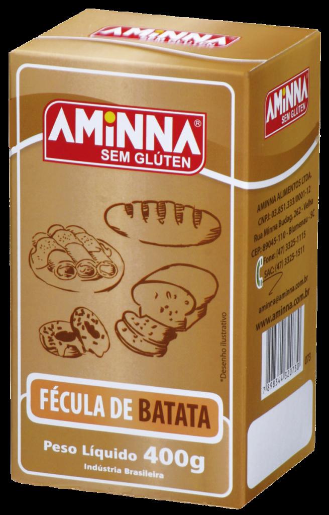 Aminna – Fécula de Batata