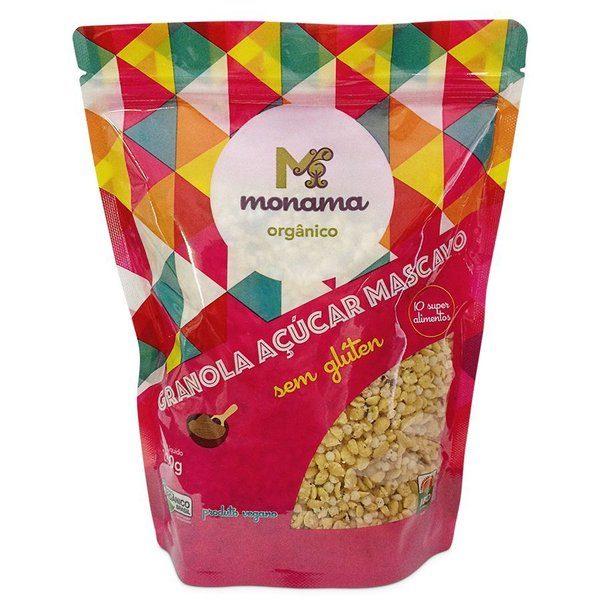 Monama – Granola de Frutas Vermelhas