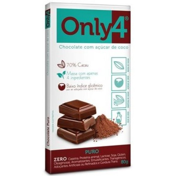 Only 4 – Chocolate Puro