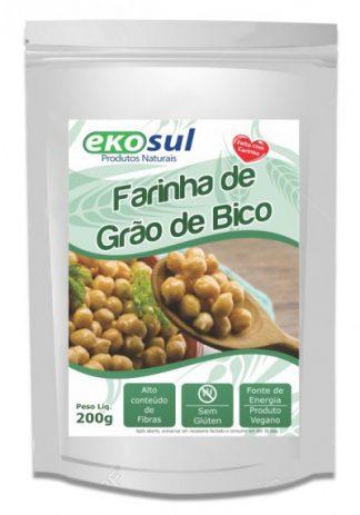 Ekosul – Farinha de Grão de Bico