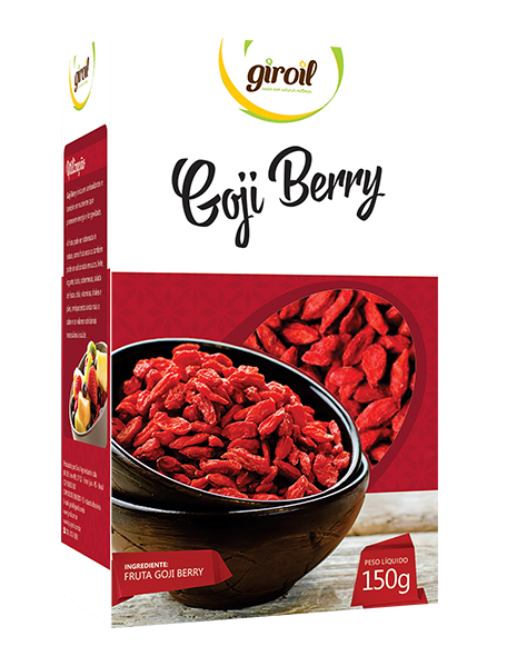 Giroil – Gogiberry