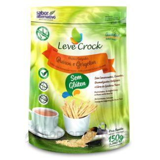 Leve Crock – Palito Salgado Quinoa e Gergelim 150g