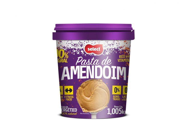 Select – Pasta de Amendoim