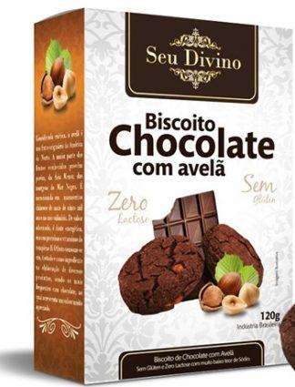 Seu Divino – Chocolate com Avelã 120g