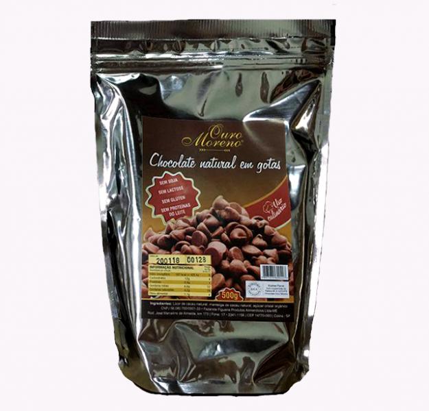 Ouro Moreno – Chocolate em Gotas