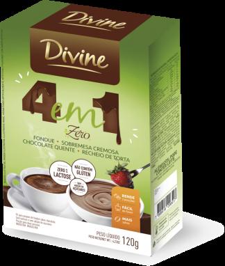 Divine – FOndue Zero Lac